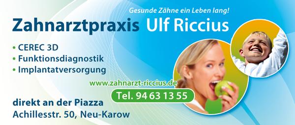 Zahnarztpraxis Ulf Riccius