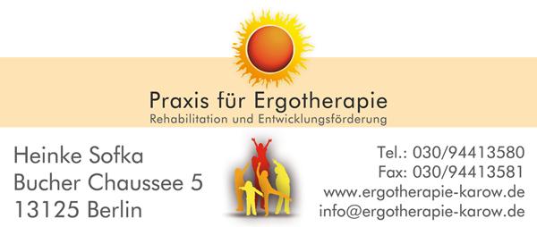 Praxis für Ergotherapie Heinke Sofka