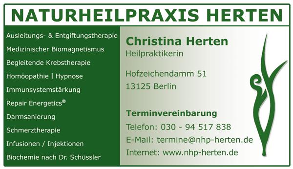 Naturheilpraxis Herten Christina Herten