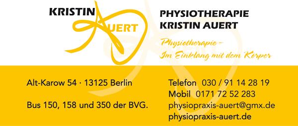 Physiotherapie Kristin Auert