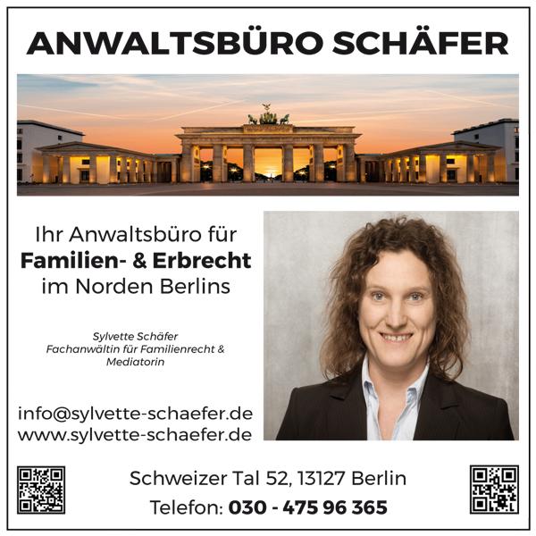Rechtsanwältin Sylvette Schäfer
