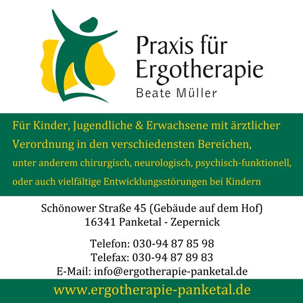 Praxis für Ergotherapie Beate Müller