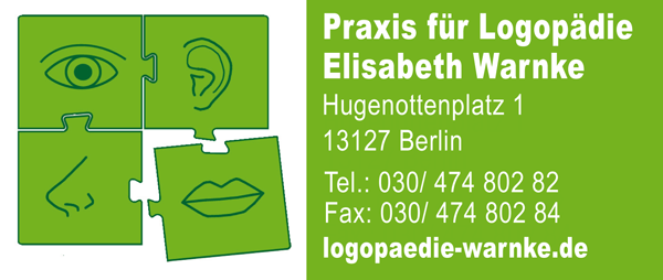Praxis für Logopädie Elisabeth Warnke