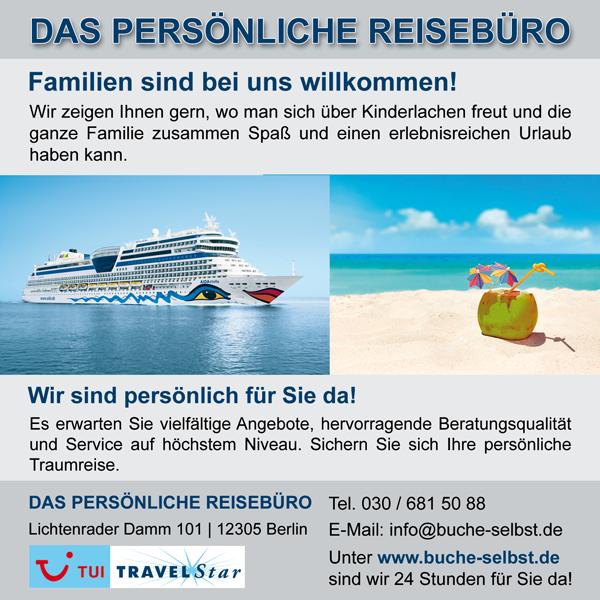 TUI Travel Star - Das persöhnliche Reisebüro