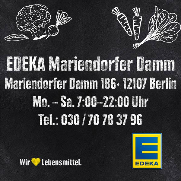 EDEKA Mariendorfer Damm Mariendorf