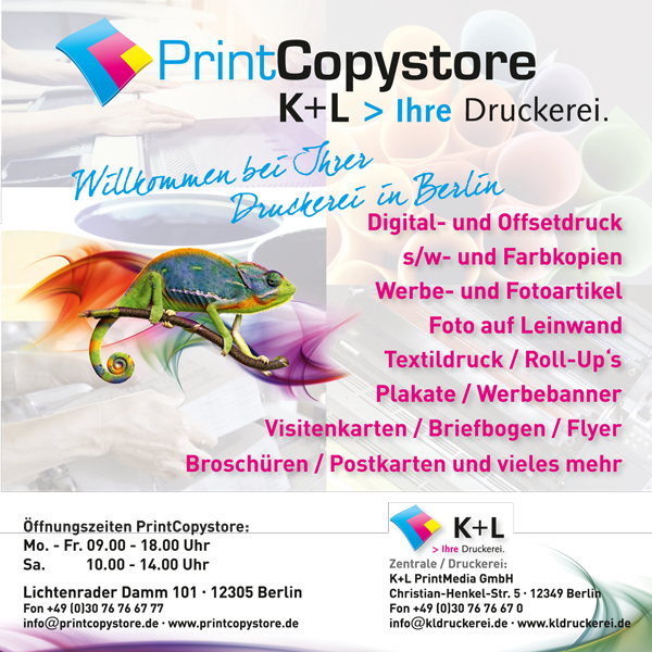 K & L Print Media GmbH Print Copyshop