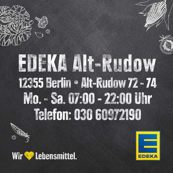 EDEKA Alt Rudow