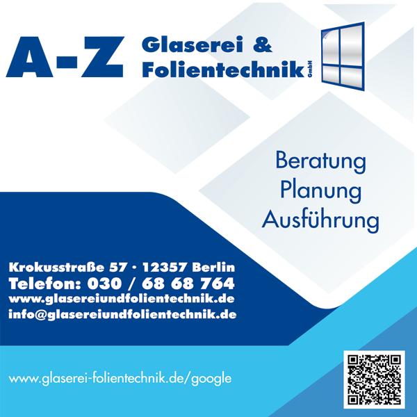 A-Z Glaserei & Folientechnik - Rudow