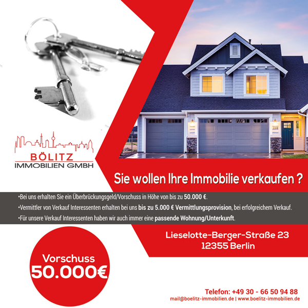 Bölitz Immobilien GmbH - Rudow
