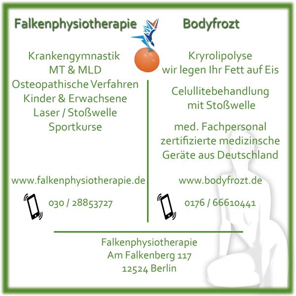 Falkenphysiotherapie - Rudow / Altglienicke / Grünau