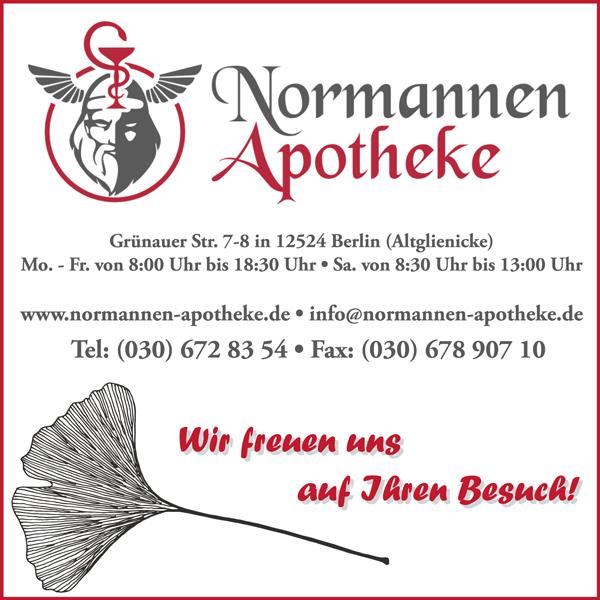 Normannen-Apotheke -  Rudow / Altglienicke