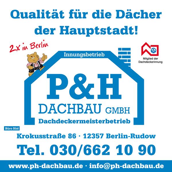 P&H Dachbau GmbH - Rudow