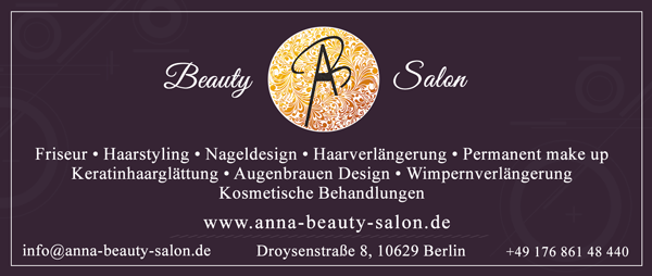 Anna Beauty Salon