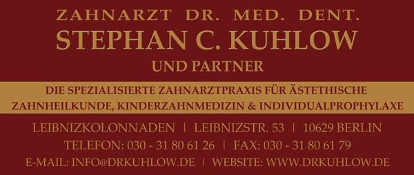 Zahnarzt Dr. Stephan C. Kuhlow und Partner