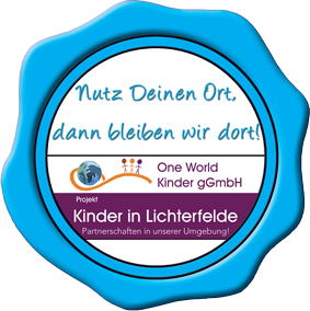 Kindergarten One World Kinder GgmbH  Marienfelde