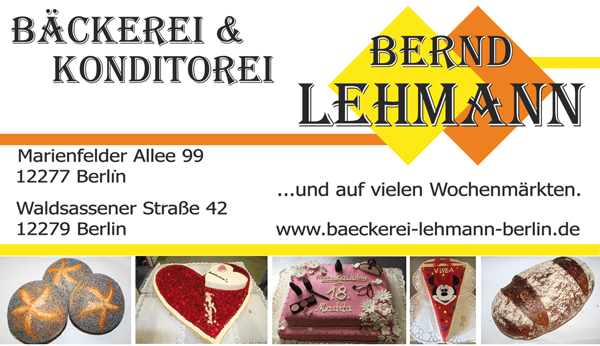 Bäckerei Lehmann
