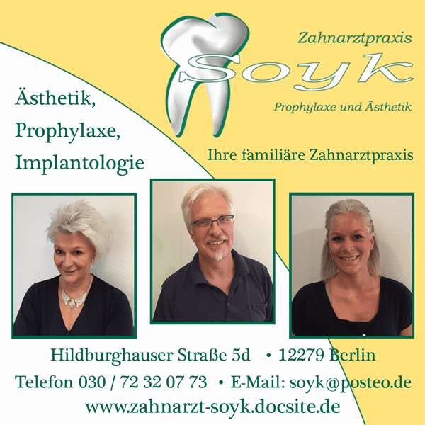 Zahnarztpraxis Soyk
