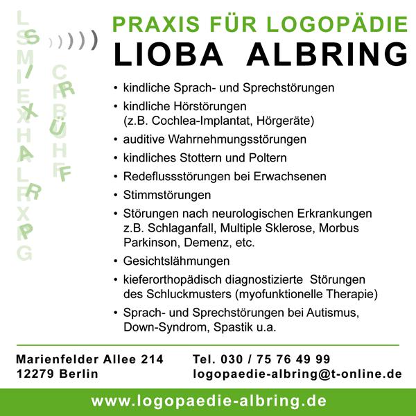 Praxis für Logopädie Albring