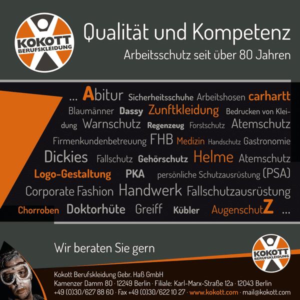 Kokott Berufsbekleidung Gebr. Haß GmbH