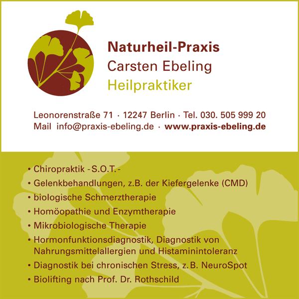 Naturheilpraxis Ebeling