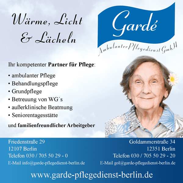 Garde Ambulanter Pflegedienst GmbH