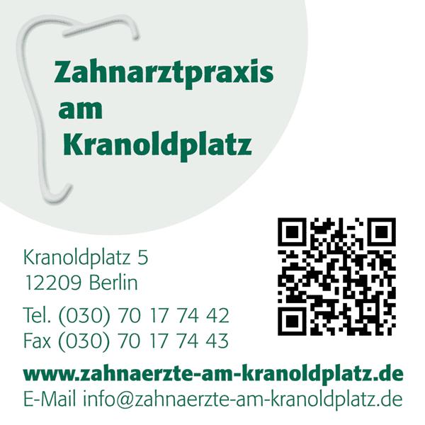 Zahnarztpraxis am Kranoldplatz