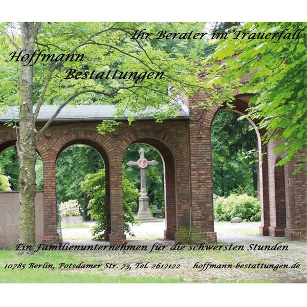 Bestattung Hoffmann