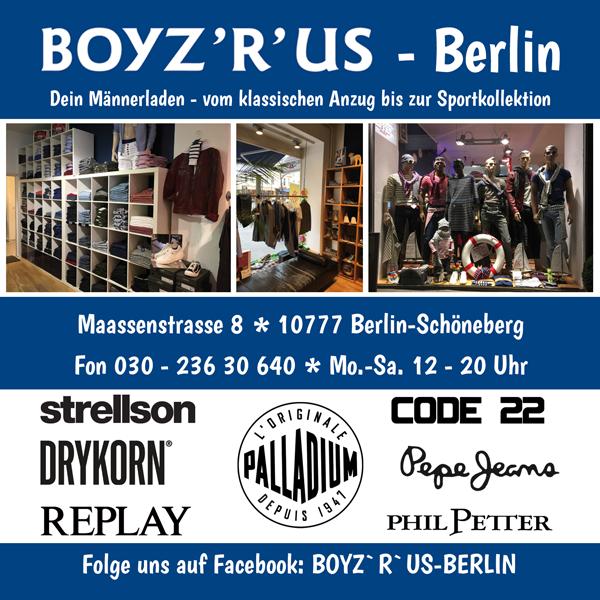 BoyZ R Us