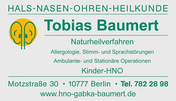 HNO-Arzt-Praxis Tobias Baumert