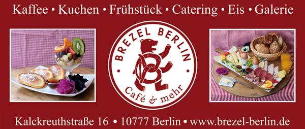 Brezel Berlin - Cafe