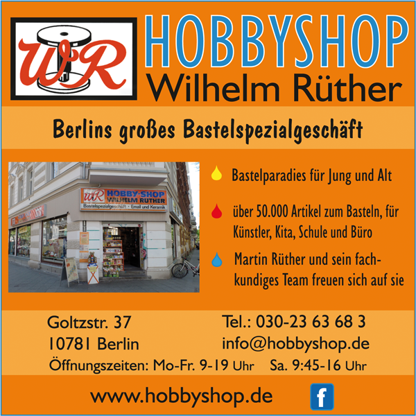 Hobby-Shop Wilhelm Rüther