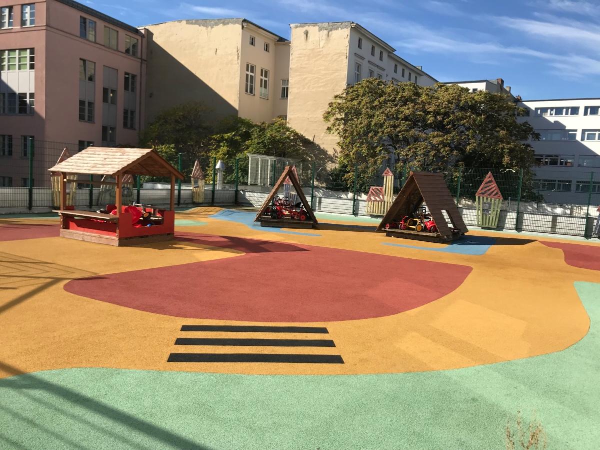 FRÖBEL Kindergarten - Stepping Stones