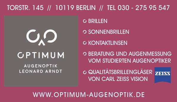 Optimum Augenoptik Berlin Charlottenburg