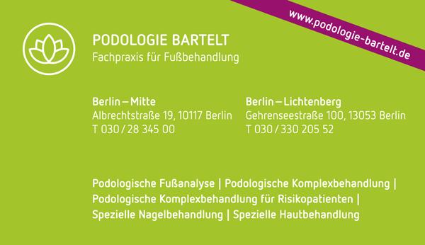 Podologie Bartelt Berlin-Lichtenberg