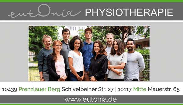 EUTONIA Physiotherapie in Mitte