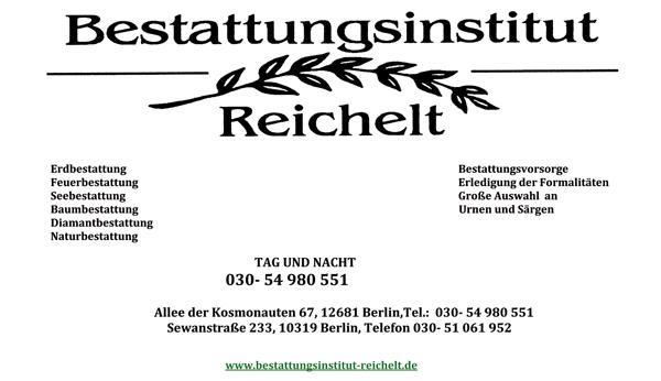 Bestattungsinstitut Reichelt