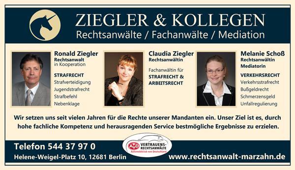 Anwaltskanzlei Ziegler & Kollegen
