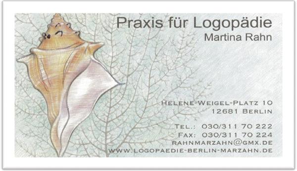 Praxis für Logopädie Martina Rahn