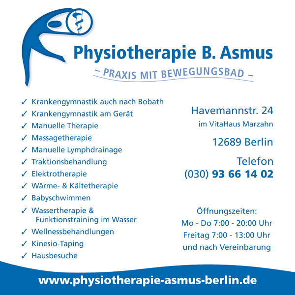 Physiotherapie B. Asmus & Ettling