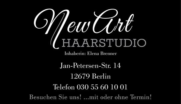 New Art Haarstudio Elena Brenner