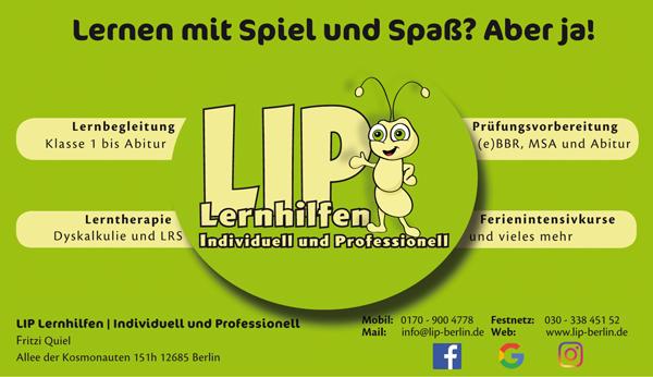 LIP Lernhilfen
