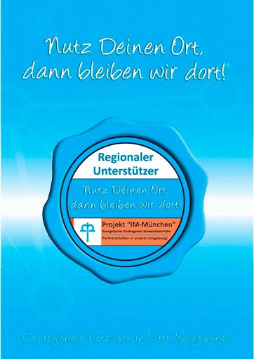 Projekt-Broschüre Kita Schwanthalerhöhe