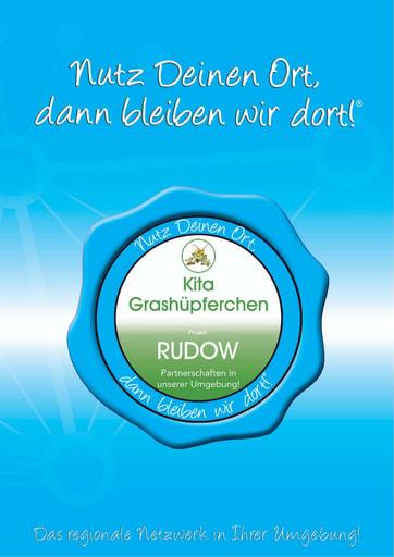 Projekt-Broschüre Grashüpferchen Rudow