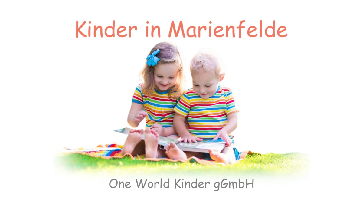 One World - Kinder in Marienfelde
